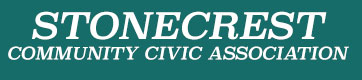 Stonecrest Community Civic Association Logo